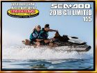 2018 Sea-Doo GTI Limited 155