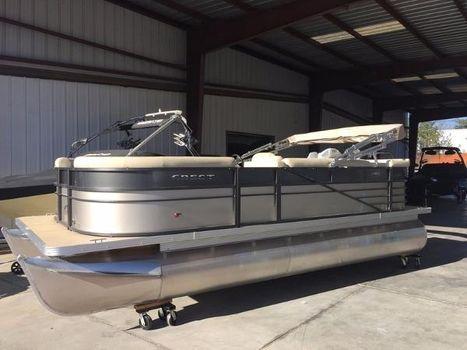 2016 Crest Pontoon Boats 210 L