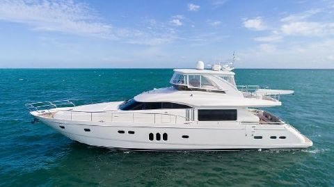 2008 Viking Sport Cruisers by Princess 75 Motor Yacht 2008 75 Viking Sport Cruisers by Princess