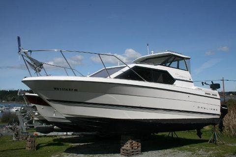 1996 Bayliner 2452 Ciera Profile