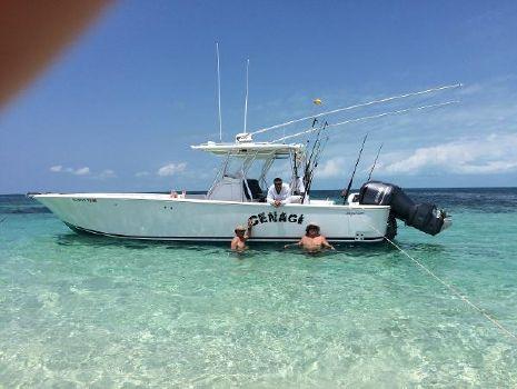 2008 Revenge Invincible Sea Hunter 35 CC