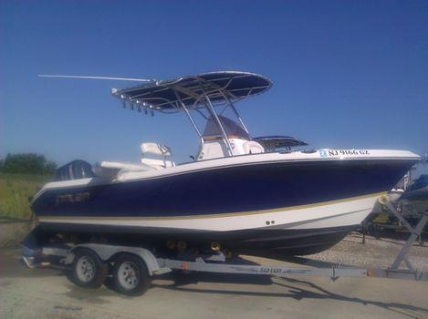 2007 Polar Boats 2100 Center Console
