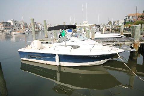 2006 Hydra-Sports 212 WA Starboard Profile