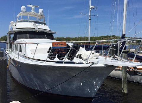 1977 Bertram 58 Flybridge Motor Yacht