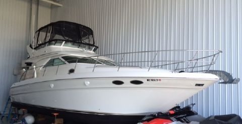 2001 Sea Ray 400 Sedanbridge