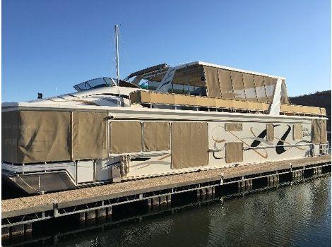 2001 Fantasy Houseboat