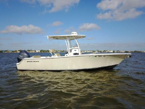 2015 SPORTSMAN Heritage 251 Center Console