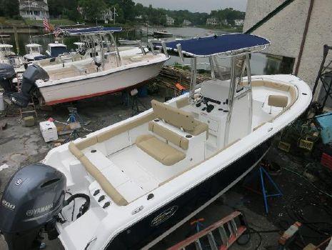 2016 Sea Hunt Ultra 234