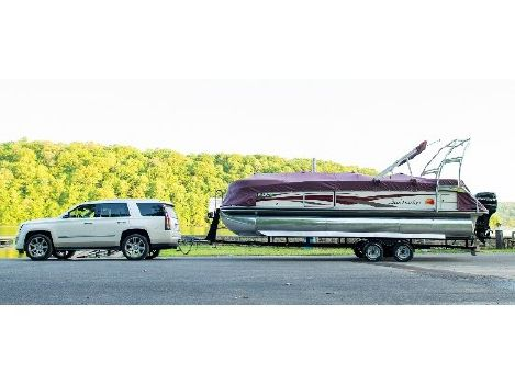 2008 Sun Tracker PartyBarge 25 Regency Edition