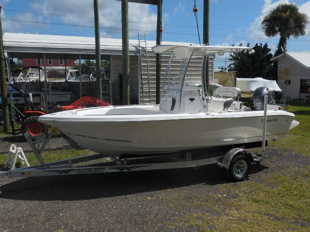 2015 TIDEWATER BOATS 196 CC Adventure