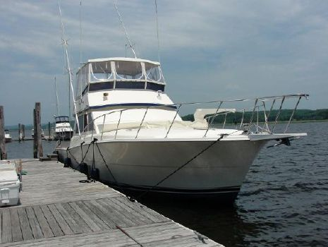 1987 Viking 48 Conv Sport Fisher