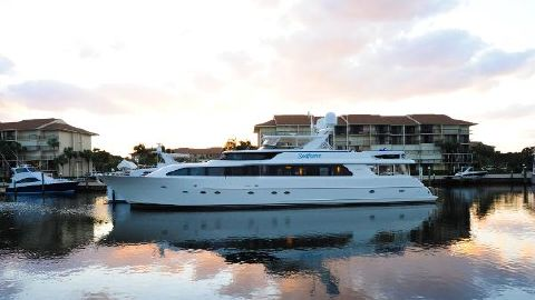 1999 Westport Raised Pilothouse MY