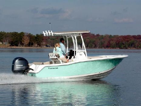 2020 TIDEWATER BOATS 210 CC Adventure