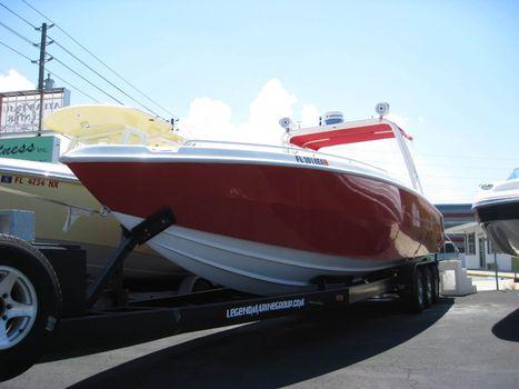 2001 Carrera Boats 36 CC