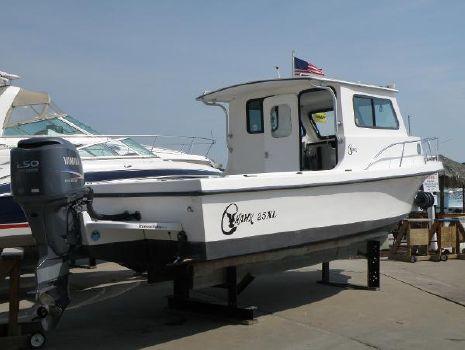 2007 C-hawk Boats 25 XL