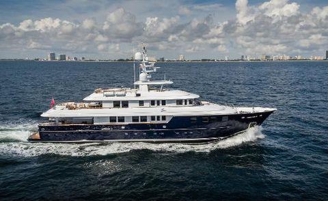 2012 Kingship Marine Ltd. Motor Yacht