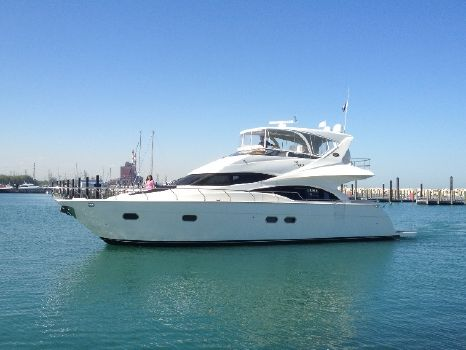 2004 Marquis 59 Motor Yacht