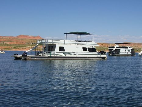 2001 M Yacht Multi Owner Houseboat
