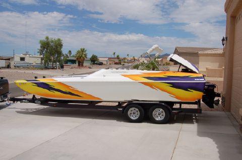 2002 Eliminator Boats 25 Daytona