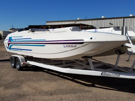 1998 Carrera Boats 257 Party Effect