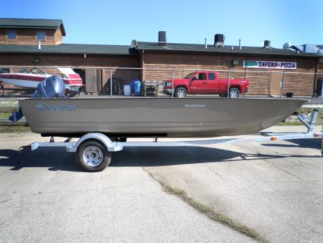 2015 MirroCraft 1876 Outfitter