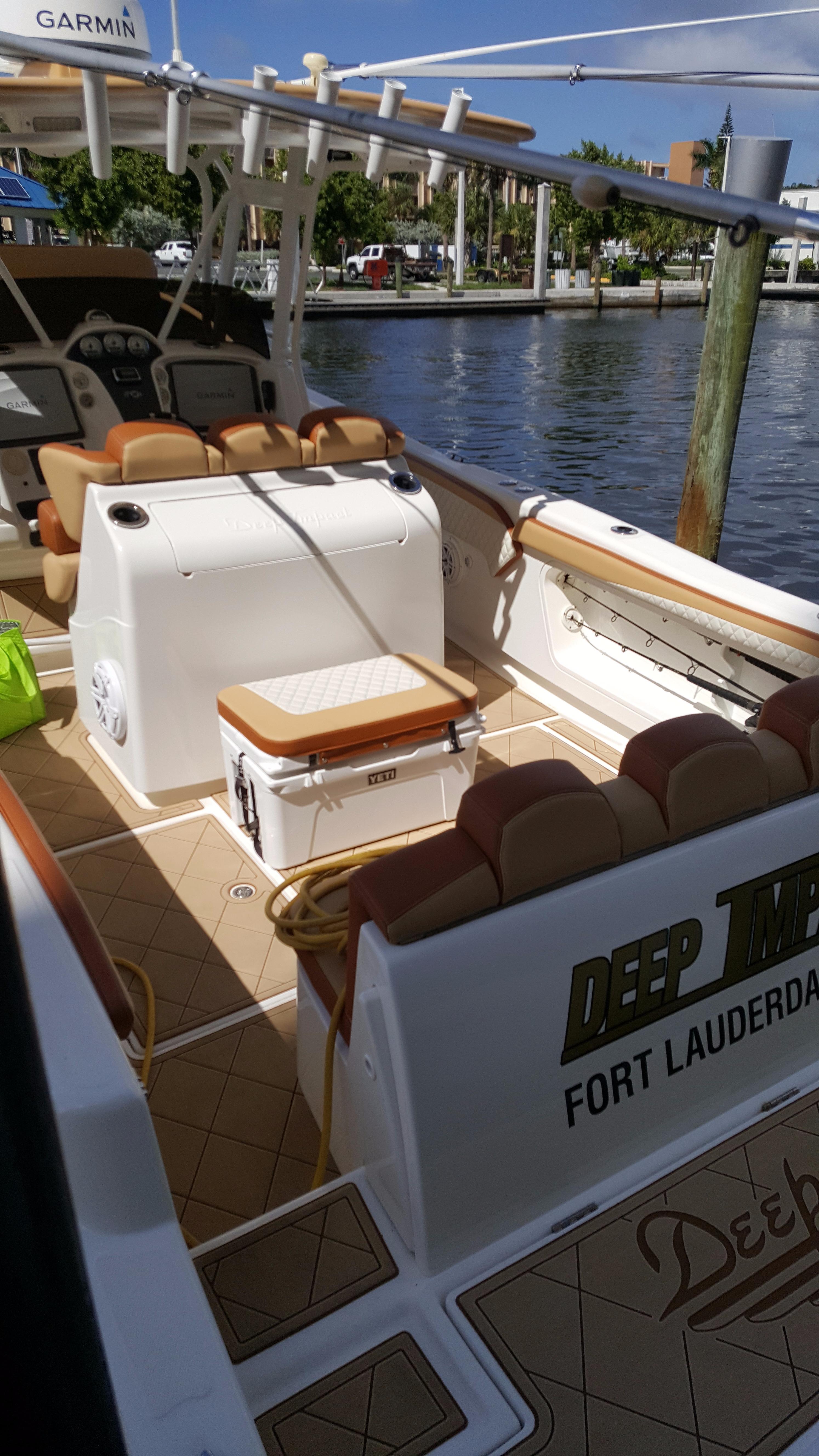 Used 2004 Deep Impact 36 Cabin Fort Lauderdale Fl