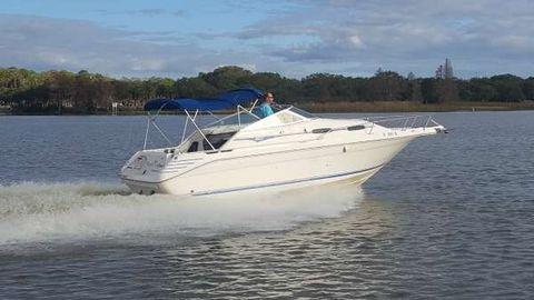 1993 Sea Ray 240 Weekender