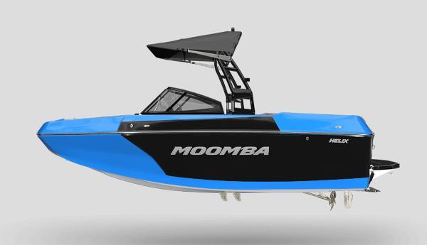 2017 Moomba Helix