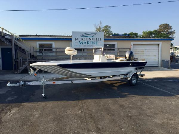2017 G3 Boats Bay 20
