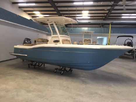 2017 Scout Boat Company 225XSF
