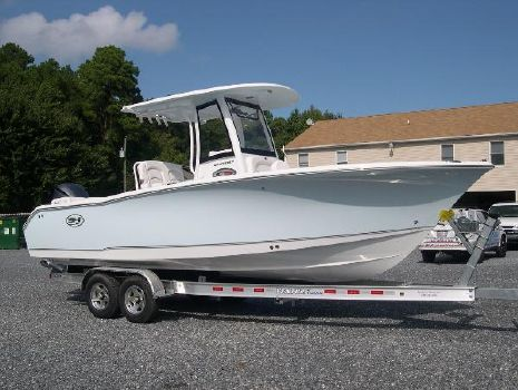 2018 Sea Hunt 255 Ultra SE