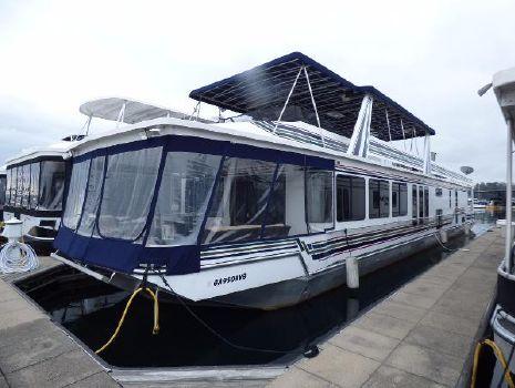 1999 Stardust 16x87 Huoseboat