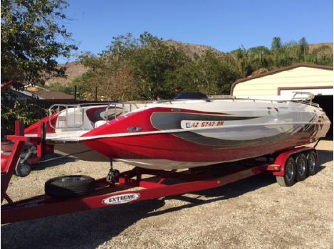 2008 Eliminator Boats Fundeck
