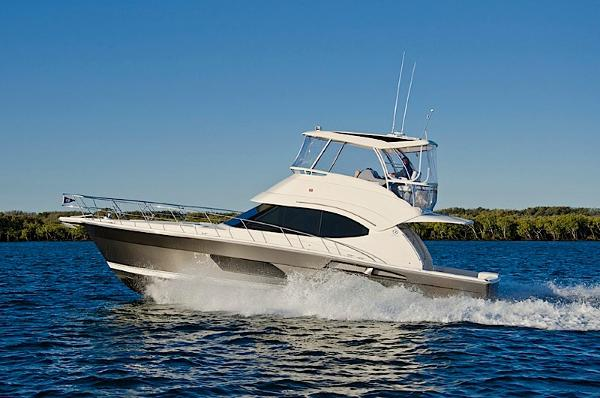 2018 Riviera 45 Open Flybridge- IN STOCK! Riviera 45 Series II