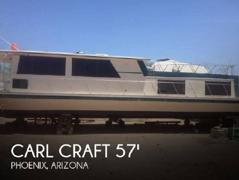 1980 Carlcraft 57 House Boat 1980 Carl Craft 57 House Boat for sale in Phoenix, AZ