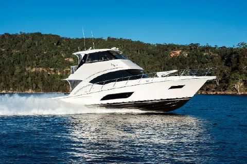 2018 Riviera 57 Enclosed Flybridge Riviera 57 Enclosed Flybridge