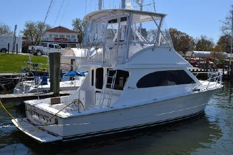 2003 Egg Harbor Sport Yacht Convertible Starboard
