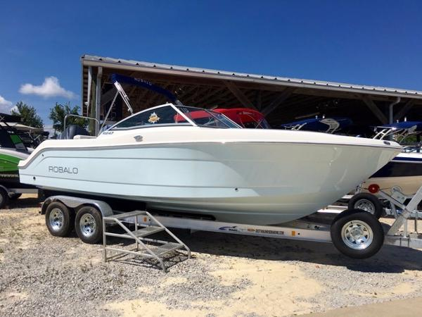 2016 Robalo 247 Dual Console 2016-ROBALO-247-DUAL-CONSOLE-BOWRIDER-RUNABOUT