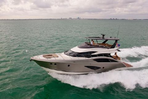 2019 Marquis 66 Sport Yacht