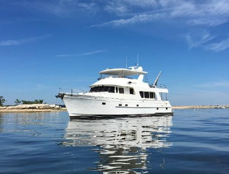 2008 Outer Reef Motor Yacht Primacy