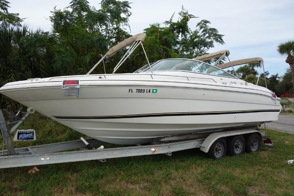 Check out this 2000 SEA RAY 280 Bow Rider on Boattrader com