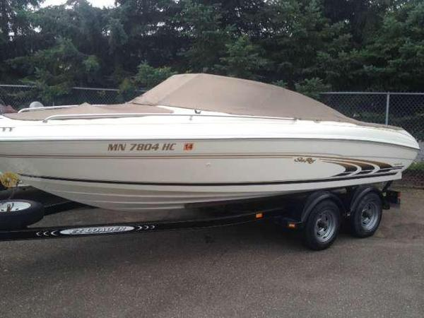 1997 sea ray 190 for Used boat motors mn