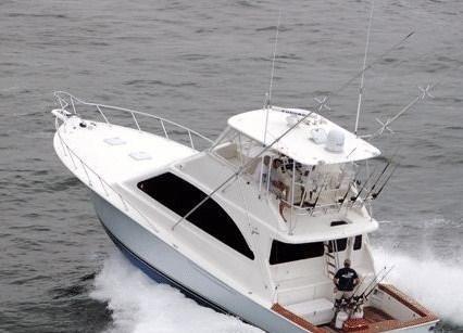 2002 Ocean Yachts Super Sport Profile 1