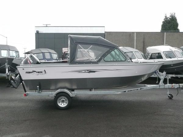 2017 Fish Rite Preformer 18 Foot 2017 Fish Rite Boat
