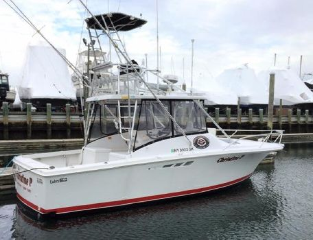 1998 Luhrs 290 Open Profile