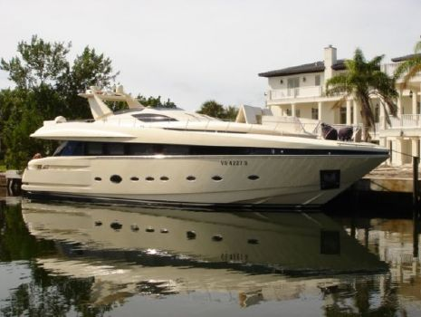 2005 Conam by RodriQuez Yachts Starboard Profile