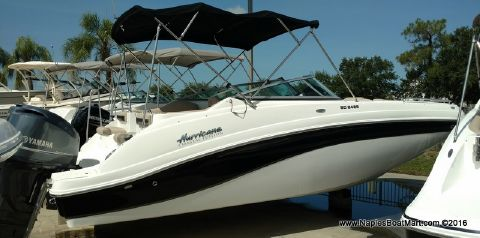 2017 Hurricane SD 2690 OB
