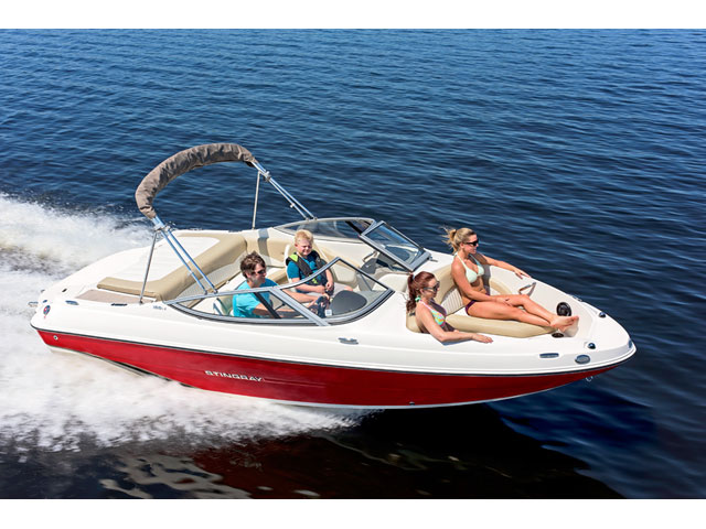 2016 Stingray Boats 188LX