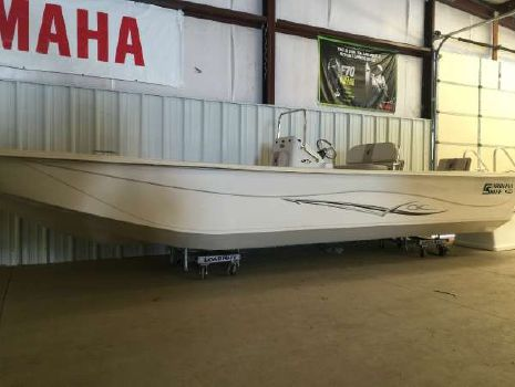 2016 Carolina Skiff 258 DLV