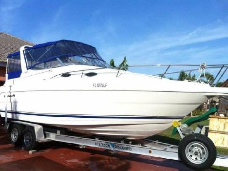 2000 Wellcraft 2600 Martinique Wellcraft 2600 Martinique